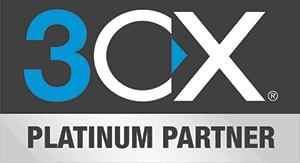 NEXACOM certifié Platinum Partner auprès de 3CX