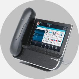 NEXACOM et Alcatel Lucent téléphonie multi ligne
