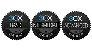 NEXACOM basic, intermediate, advanced certified 3CX