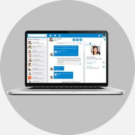 NEXACOM et Alcatel Lucent - Appel depuis PC