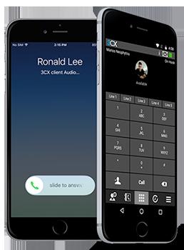 NEXACOM - Smartphone 3CX